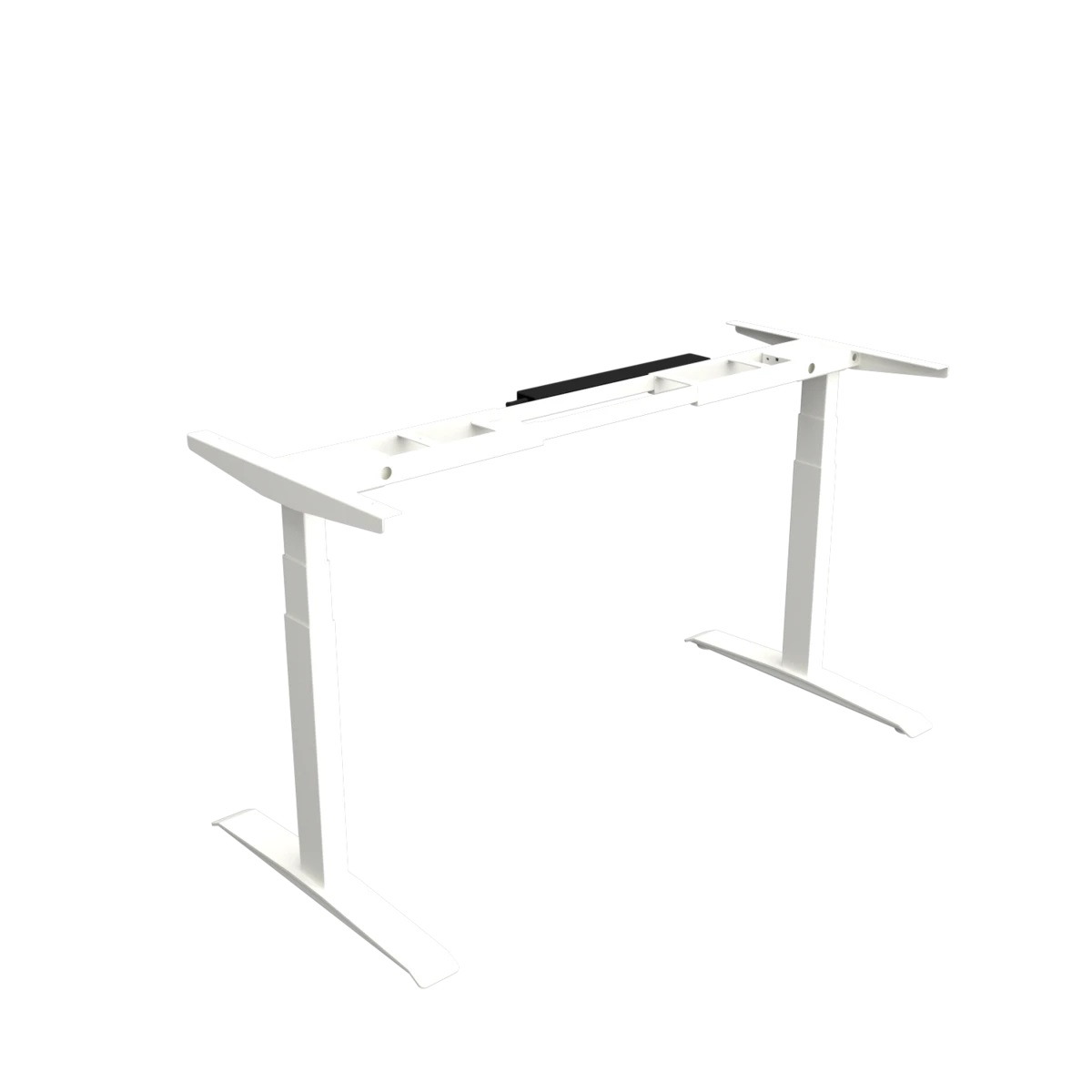 Table Leg - White