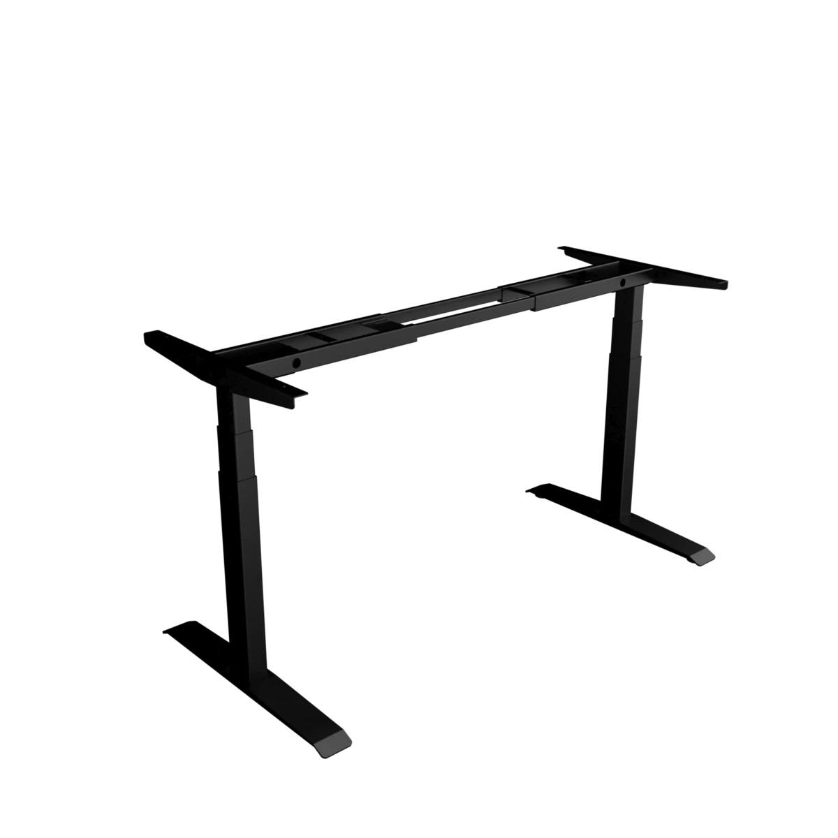 Table Leg - Black